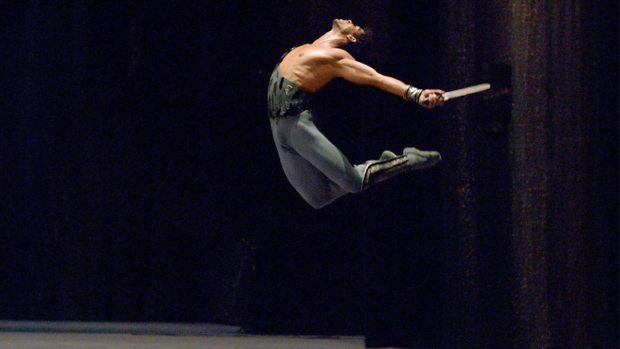 Carlos Acosta in The Classical Farewell