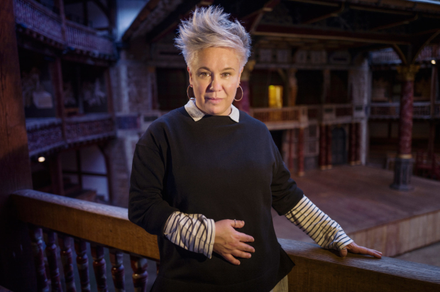 Artistic director of Shakespeare's Globe Emma Rice