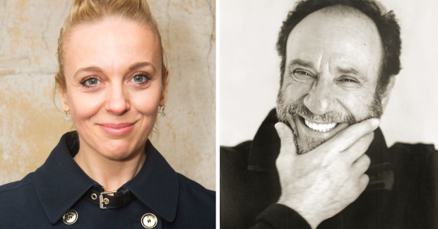 Amanda Abbington and F Murray Abraham