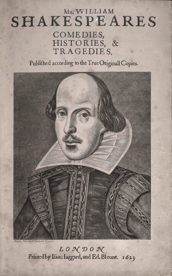 The RSC's First Folio