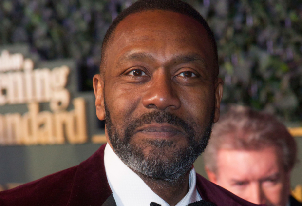 Actor Lenny Henry