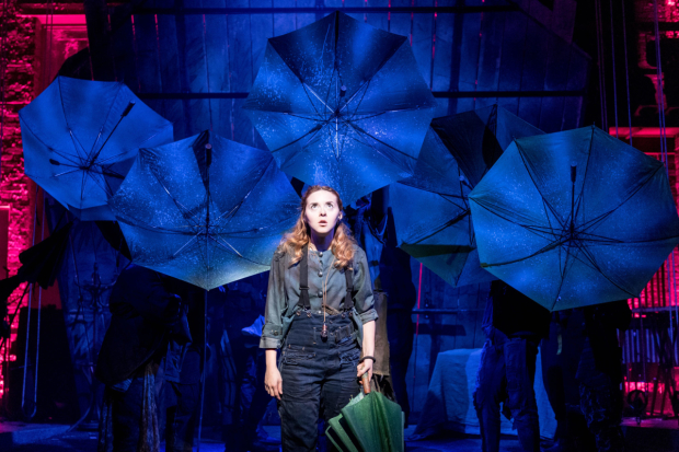 Evelyn Hoskins in Peter and the Starcatcher