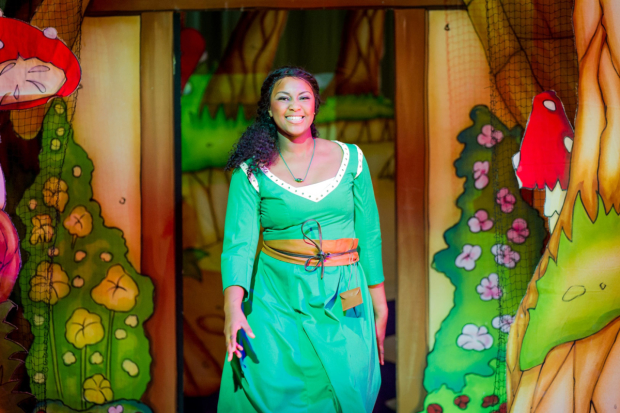 Alexia Khadime in Hackney Empire's Sleeping Beauty