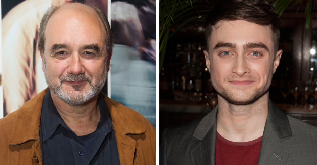 David Haid Daniel Radcliffe will appear in Rosencrantz and Guildenstern Are Dead