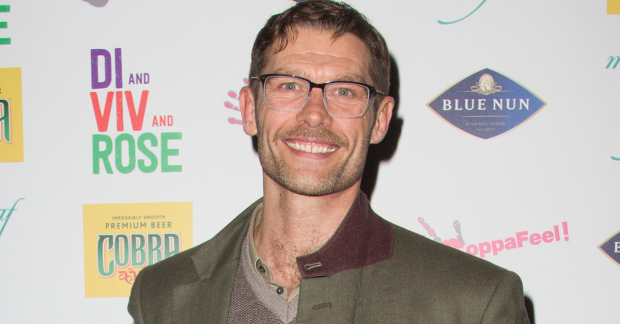 John Partridge plays Albin in the first UK tour of La Cage aux Folles