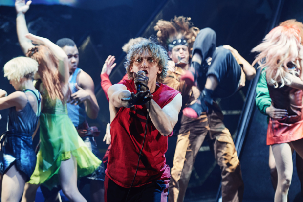 Andrew Polec as Strat in Bat Out Of Hell