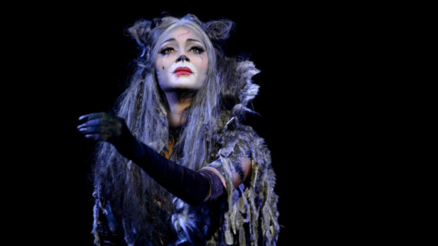 Nicole Scherzinger in Cats at the London Palladium