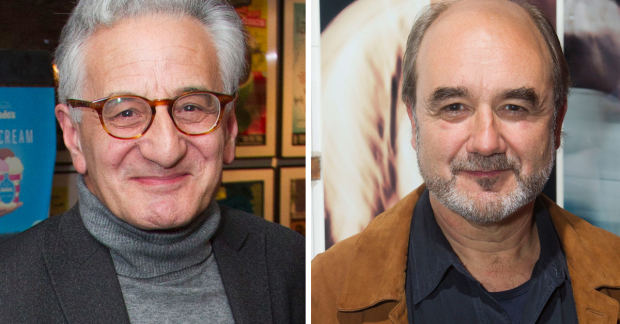 Henry Goodman and David Haig