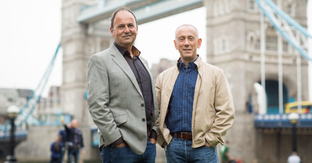 Nick Starr and Nicholas Hytner