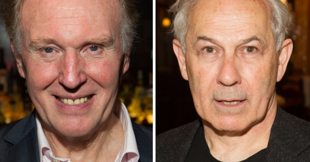Tim Pigott-Smith and Nicholas Woodeson
