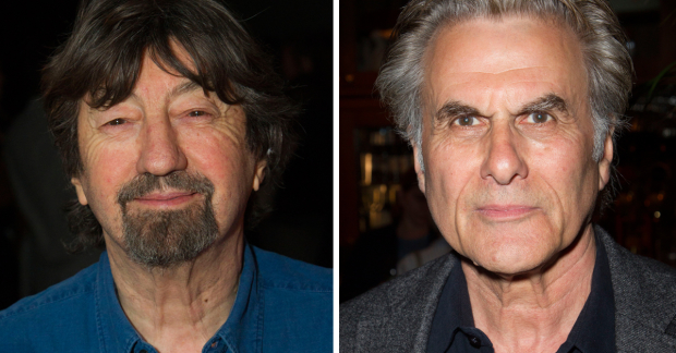 Trevor Nunn and Oliver Cotton