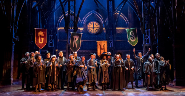 Original London cast of Harry Potter and the Cursed Child