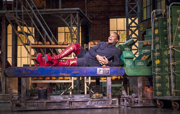 Simon-Anthony Rhoden will play Lola in Kinky Boots in the West End