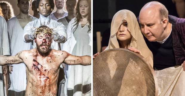 Jesus Christ Superstar and rehearsals for Salome