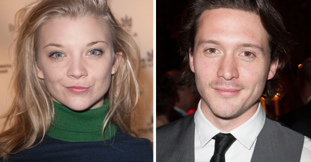 Natalie Dormer and David Oakes