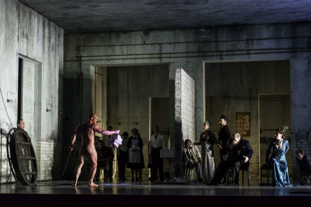 An image of the Royal Opera House's production of Salome