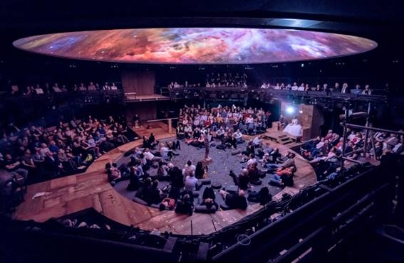The set of Life of Galileo