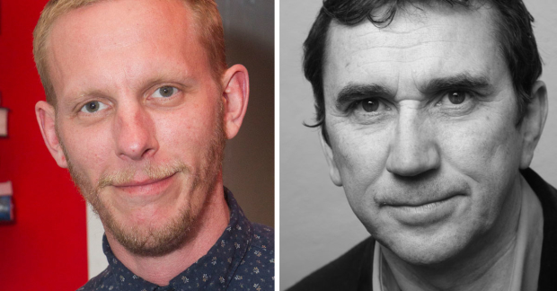 Laurence Fox and Phil Daniels