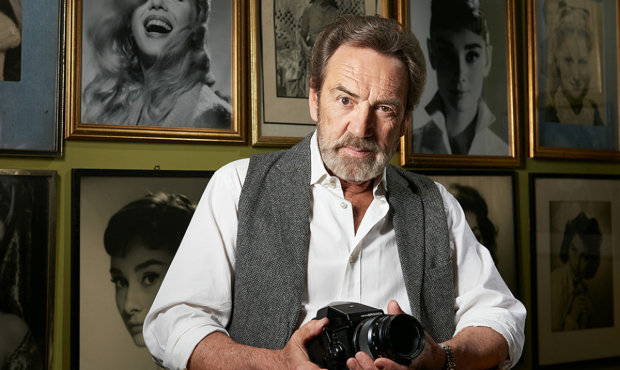 Robert Lindsay as Jack Cardiff in Prism