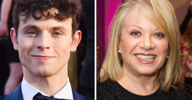 Charlie Stemp and Elaine Paige