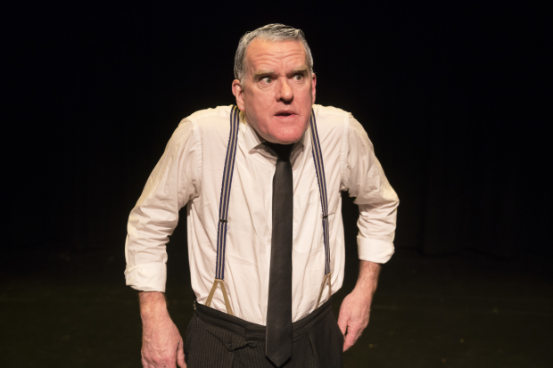 Mikel Murfi in I Hear You and Rejoice