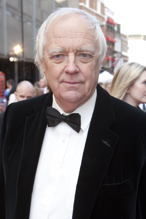 Tim Rice at the 2012 Laurence Olivier Awards