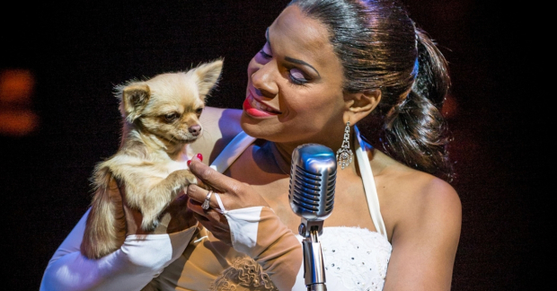 Audra McDonald in Lady Day at Emerson's Bar and Grill