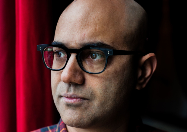 The writer and Pulitzer Prize winner Ayad Akhtar