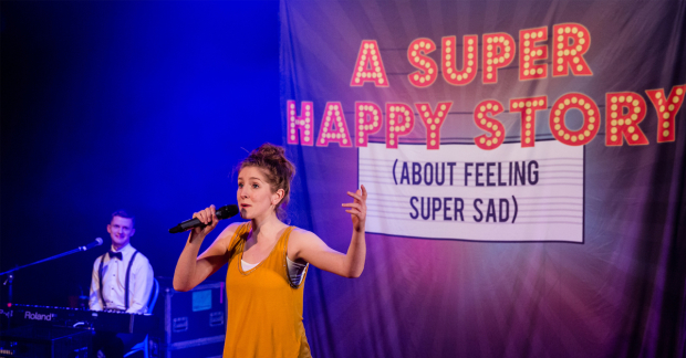 A Super Happy Story (About Feeling Super Sad)