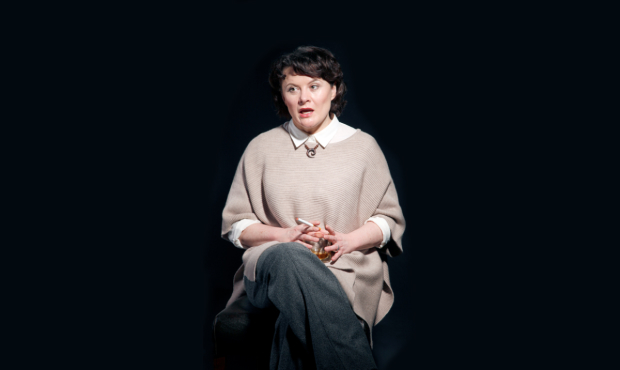 Monica Dolan is bringing her first solo play, The B*easts to the Fringe