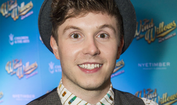 Craig Mather at the opening night of The Wind in the Willows