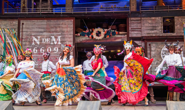 Much Ado, Mexican-style, at Shakespeare's Globe