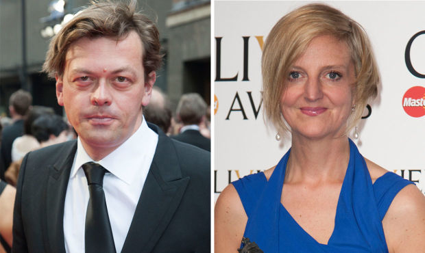 Simon Stephens (writer) and Marianne Elliott (director)