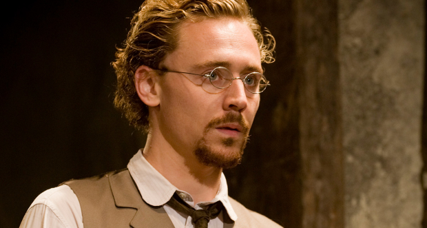 Tom Hiddleston as Eugene Lvov in Ivanov
