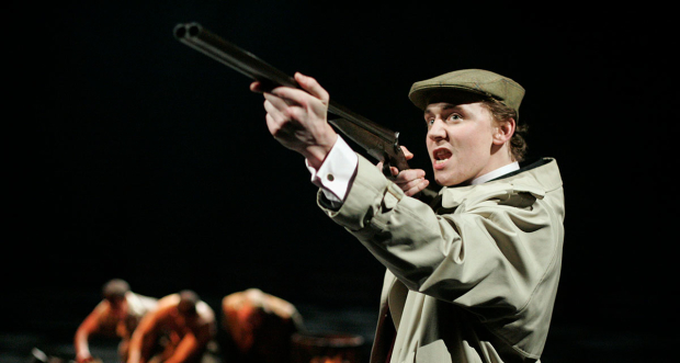 Tom Hiddleston in Cymbeline