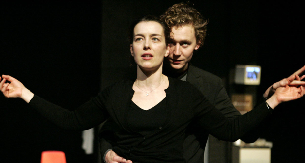 Tom Hiddleston and Olivia Williams in The Changeling