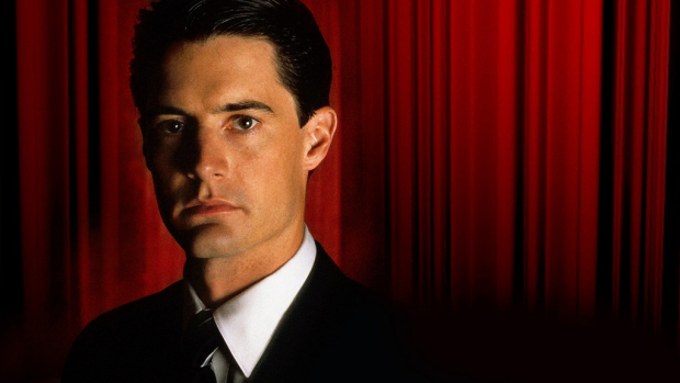 Kyle MacLachlan played Dale Cooper in the series