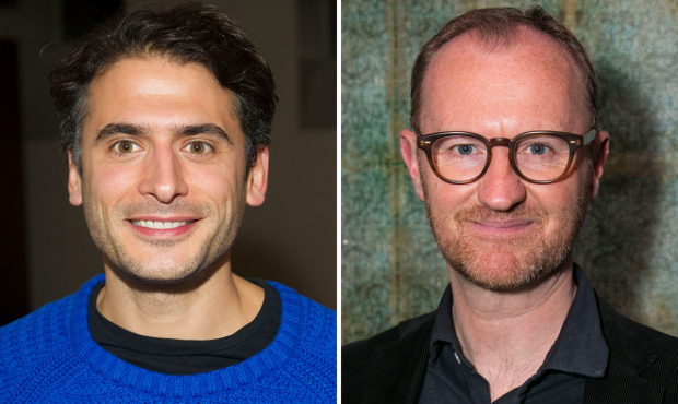 Marc Elliott and Mark Gatiss will star in the season