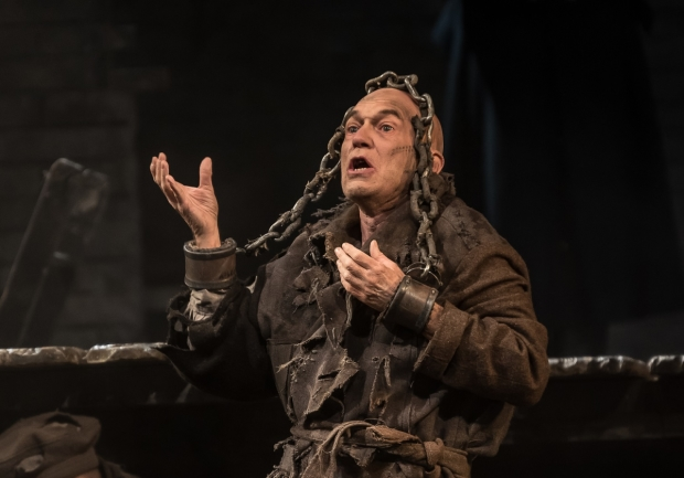 Alan Oke as Skuratov in From the House of the Dead (WNO)