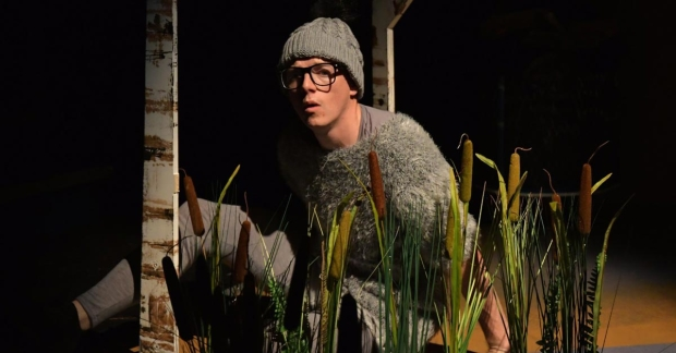 Danny Childs as the Ugly Duckling in Ugly Duckling