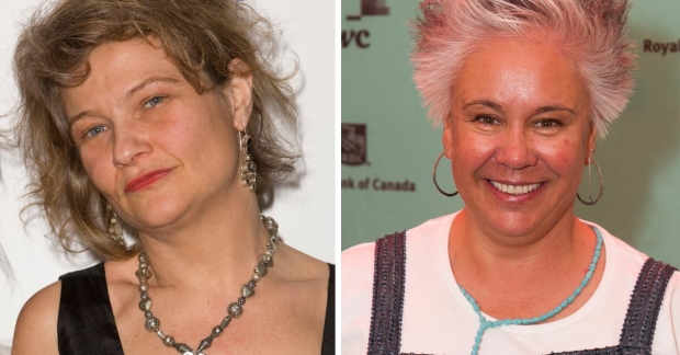 Judith Dimant and Emma Rice