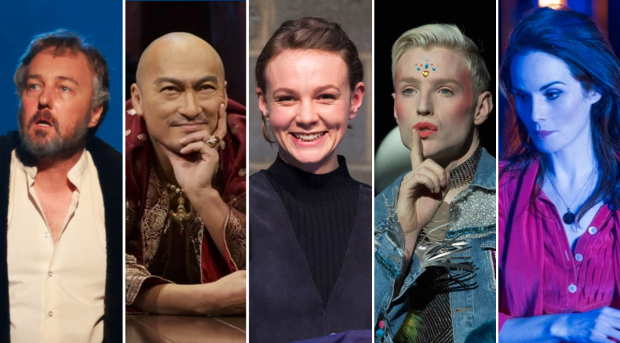 John-Owen Jones, Ken Watanabe, Carey Mulligan, John McCrea and Michelle Dockery in our top news stories
