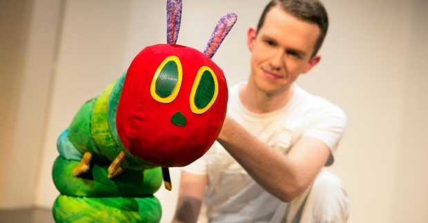 Adam Ryan in The Very Hungry Caterpillar