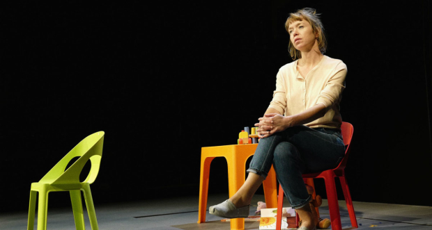 Anna Maxwell Martin in Consent