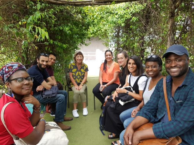 The Up Next residential which took place in London earlier this year