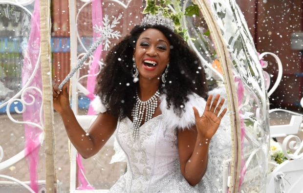 Beverley Knight, who is starring in this year's pantomime in Birmingham