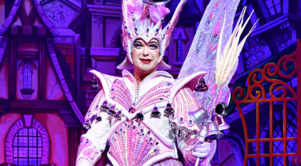 Julian Clary in Dick Whittington