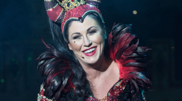 Jessie Wallace in Snow White