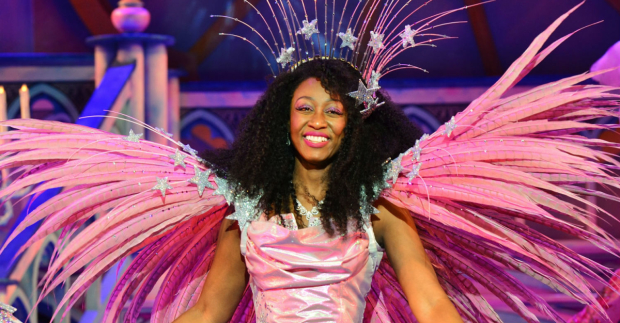 Beverley Knight as The Fairy Godmother Cinderella