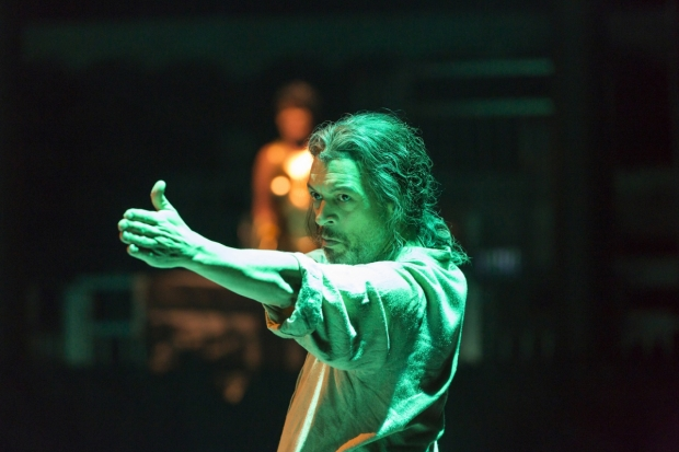 Roderick Williams as Ulysses in The Return of Ulysses (ROH/Roundhouse)